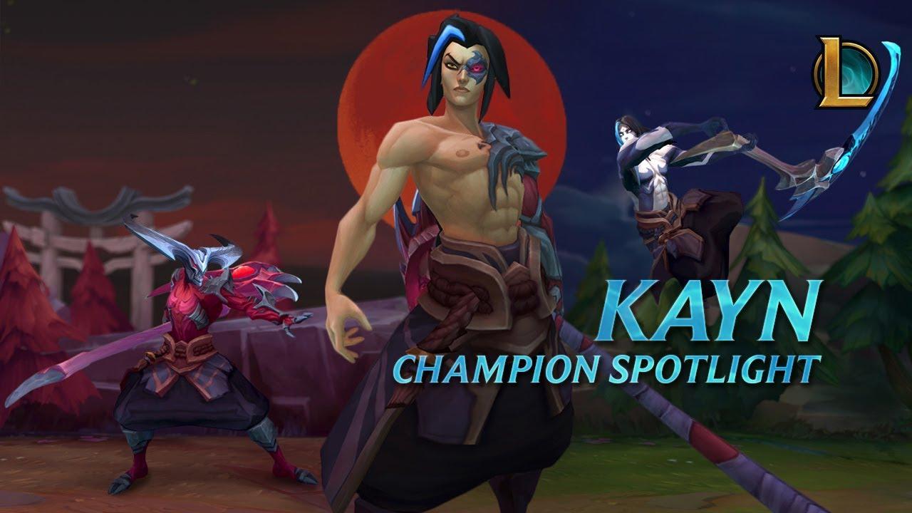 Xerath: Champion Spotlight | Gameplay - League of Legends - YouTube