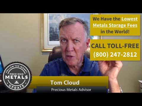 Precious Metals Market Update - Tom Cloud (5/15/18)