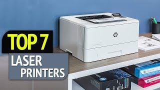 TOP 7: Best Laser Printers