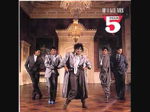 Five Star-If I Say Yes