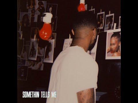 Bryson Tiller - Somethin Tells Me (Instrumental) | TRUE TO SELF
