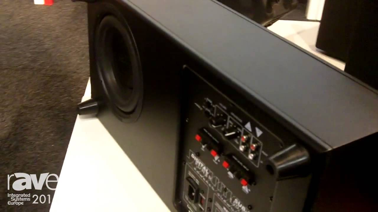 Ise 2014 Earthquake Sound Introduces Couch Potato
