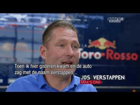 Max Verstappen waanzinige documentaire