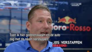 Max Verstappen waanzinige documentaire
