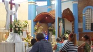 ORACION 1000 JESÚS A LA SANTA CRUZ PARROQUIA LOURDES TACHIRA VENEZUELA