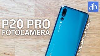 COME FUNZIONANO LE TRE FOTOCAMERE DI P20 PRO? Huawei P20 Pro fotocamera • Ridble
