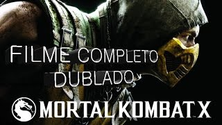 Mortal Kombat X Filme completo Dublado PT BR