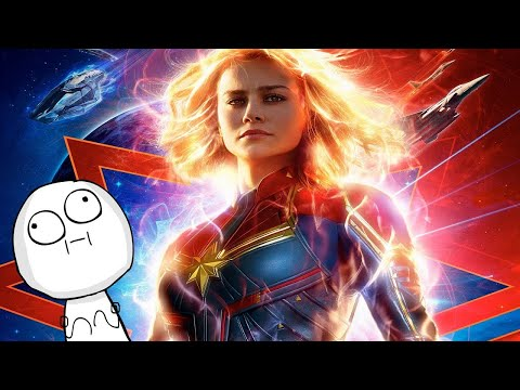 Captain Marvel Review (Randees Reviews)