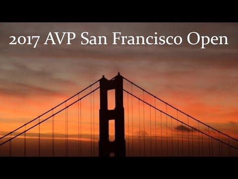 2017 AVP San Francisco Men's Open Loomis McKibbin vs  Budinger McColloch