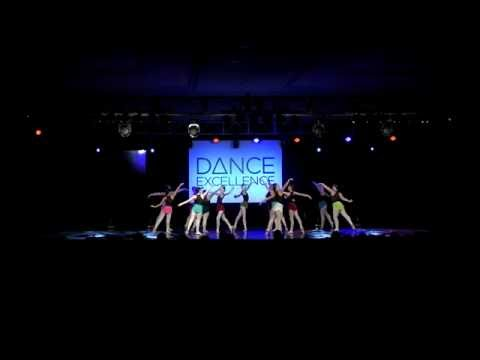 Rock West performs 'Titanium' at Dance Excellence