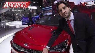 El Stinger 2018 es el primer deportivo de Kia y fue presentado en Detroit