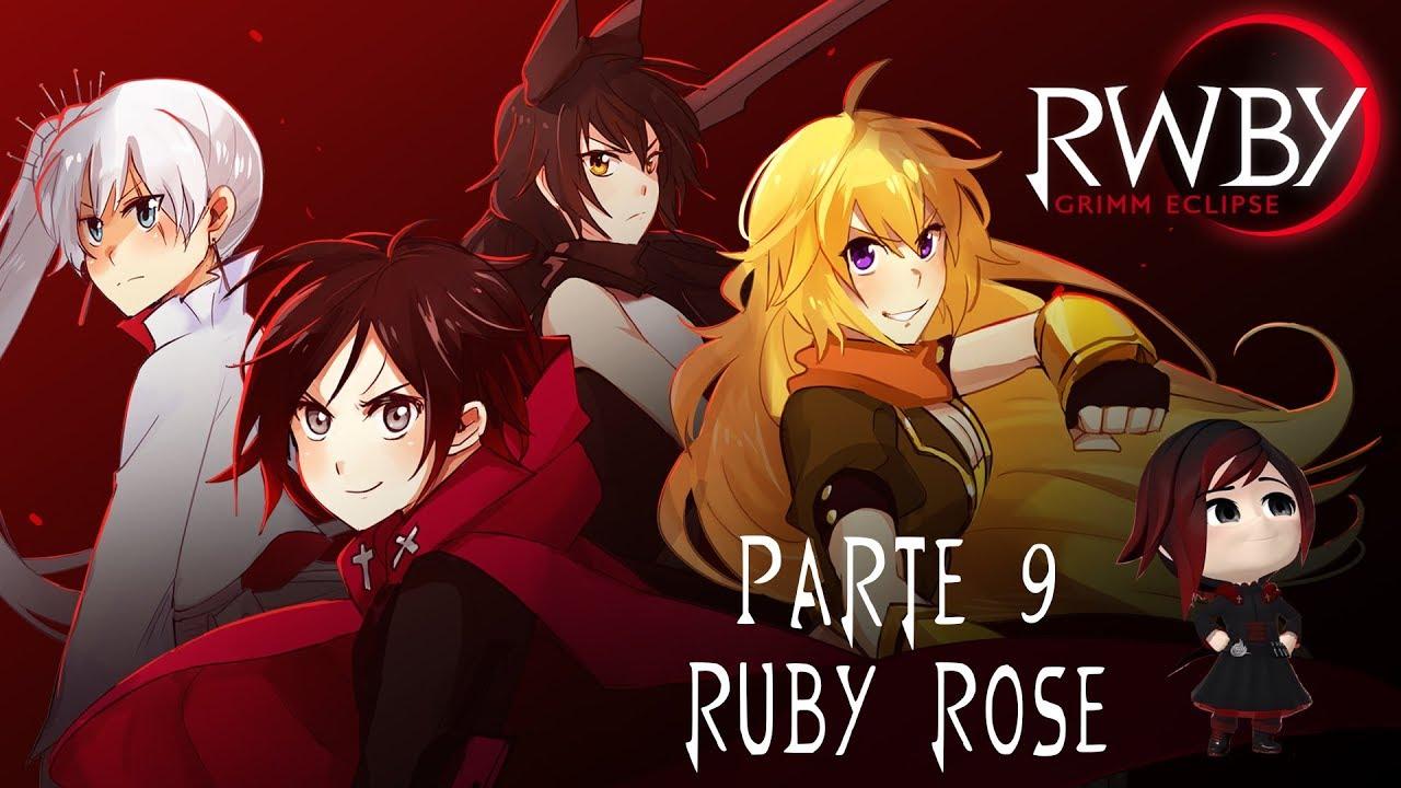 Rwby Grimm Ruby – Migliori Pagine da Colorare