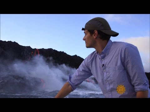 On The Trail: Living with lava