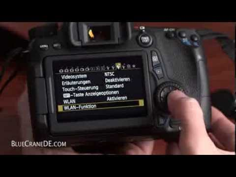 how to find shutter count on canon eos 70d