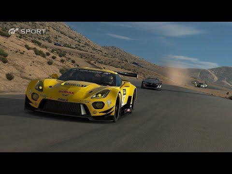 Racen met de dikste auto's - Met TM race stuur - Noway (Gran Turismo Sport)