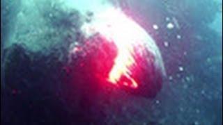 Underwater Lava