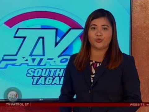 TV Patrol Southern Tagalog - Aug 11, 2017
