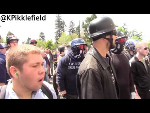 Thumbnail: My Reaction to UC Berkeley Cancelling Ann Coulter's Speech April 27