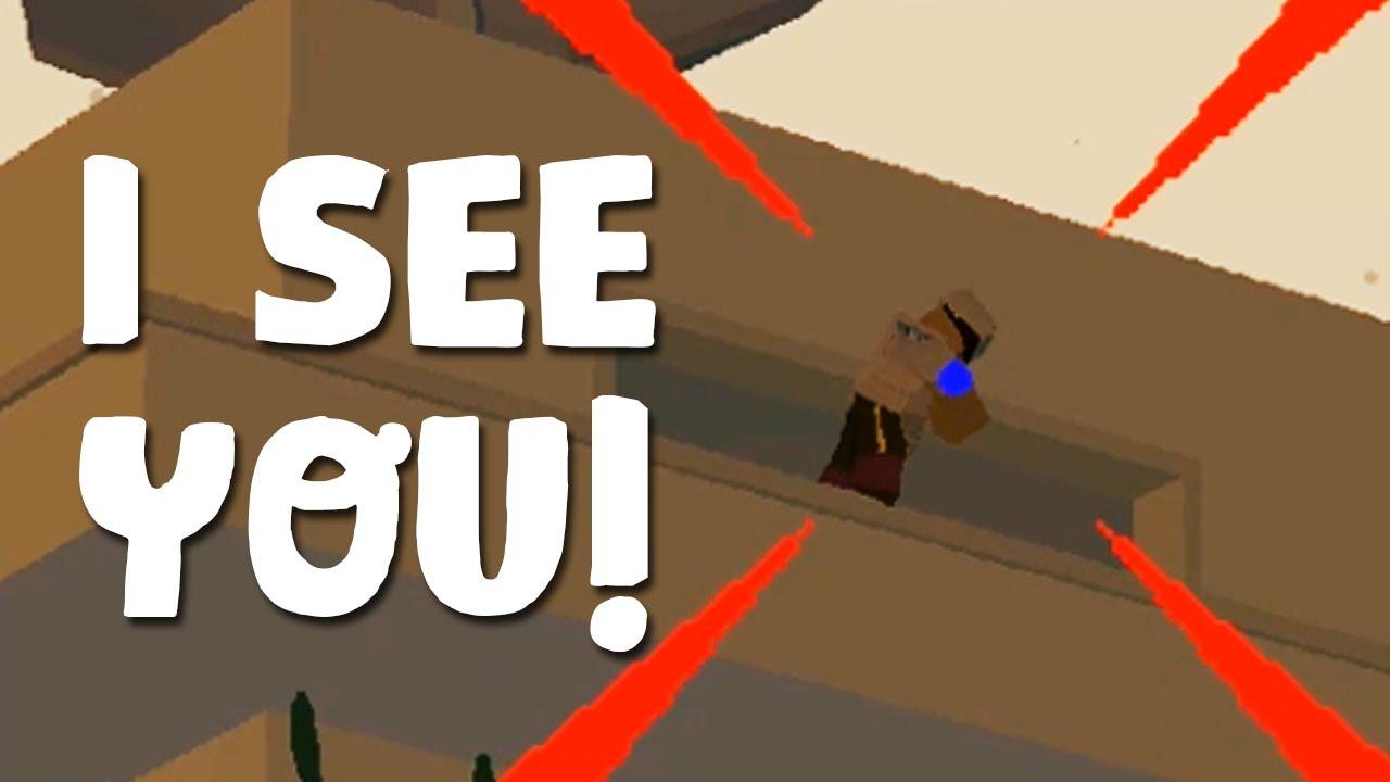 Unturned I SEE YOU Part 5 Unturned 30 Online Multiplayer