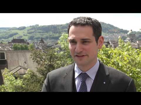 Swiss Finance in a Changing World 2015: Interview with Manuel Lewin