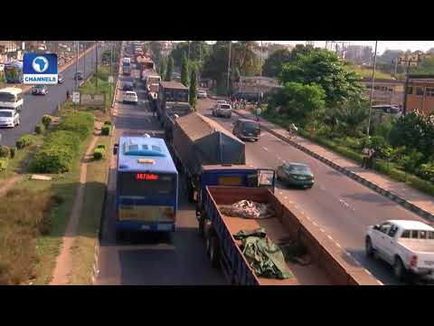 Apapa Traffic Gridlock: The Issues, Solutions Pt.1 |Big Stor