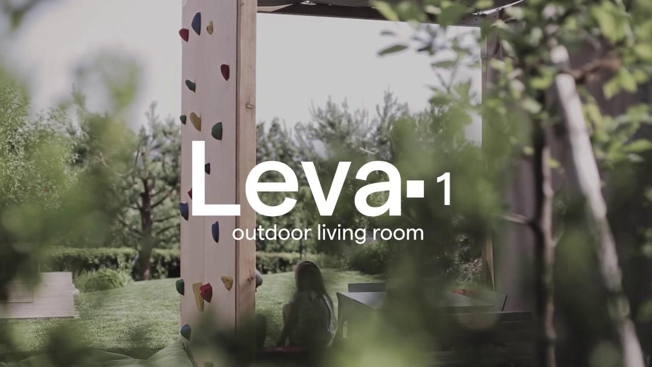 Lit Exterieur Design mobilier de jardin outdoor egoe leva lit de jardin suspendu extérieur
