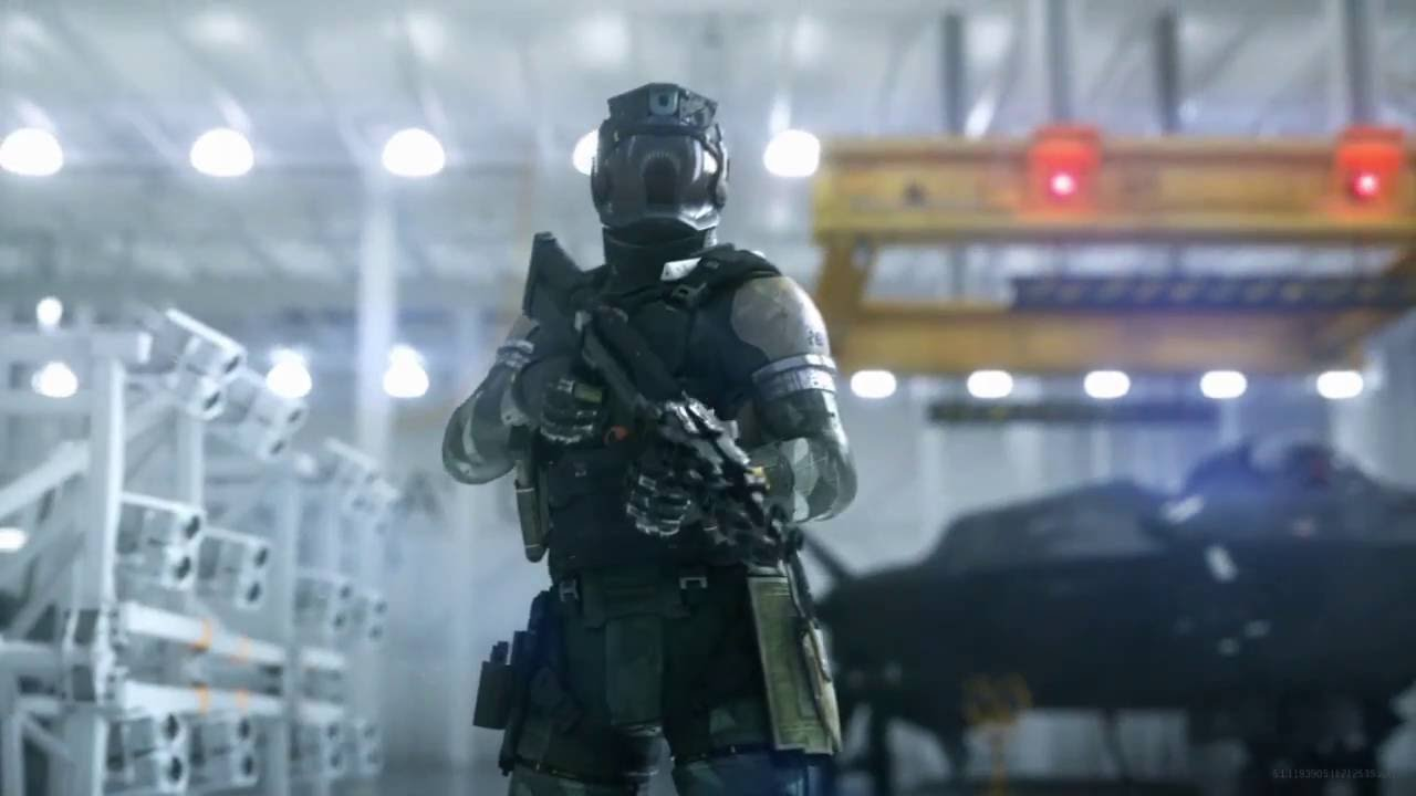 Warfighter Infinite Warfare Outfits