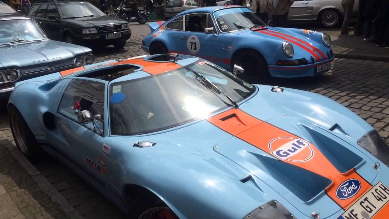Oldtimer Treffen Kettwig / Classic Car Meeting