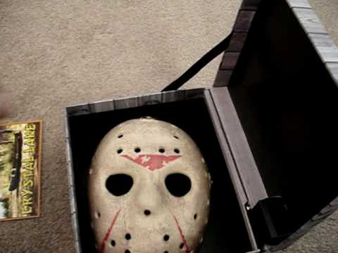 Friday the 13th (2009) Promotional Mask Package