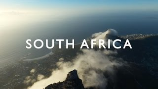Test flight in South Africa | Parrot Bebop 2 drone