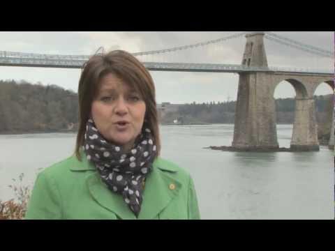 Plaid Cymru : A bridge that leads to a better future
