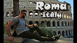 Хроники Сайгаков. Италия, часть 1. Рим.(Рома в Роме. Этот город невозможно забыть,