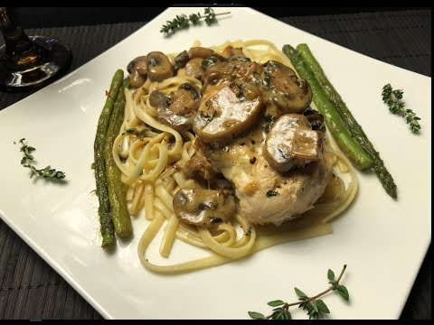 Chicken Marsala (Episode 6 Italy)
