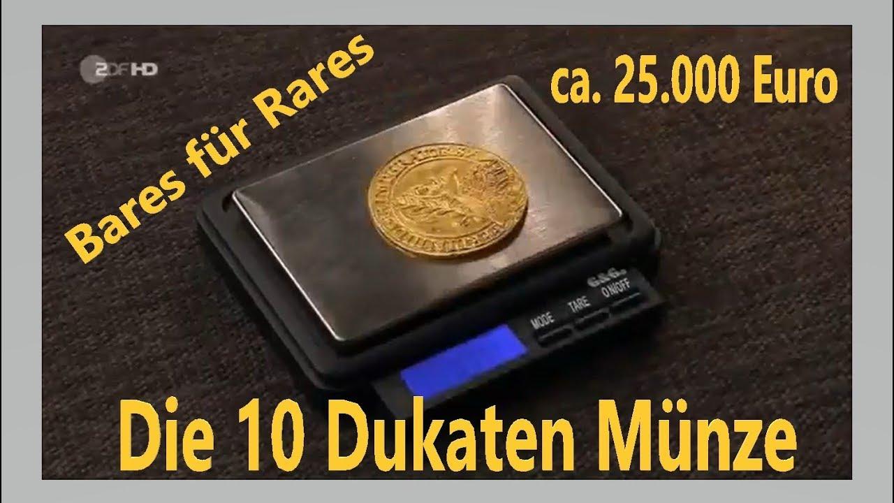 Bares Für Rares Die 10 Dukaten Münze Sensation Aus 1648 Youtube