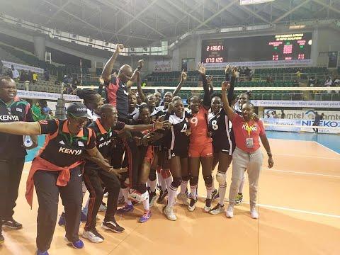 Download Kenya vs Cameroon 2020 Tokyo Qualifier