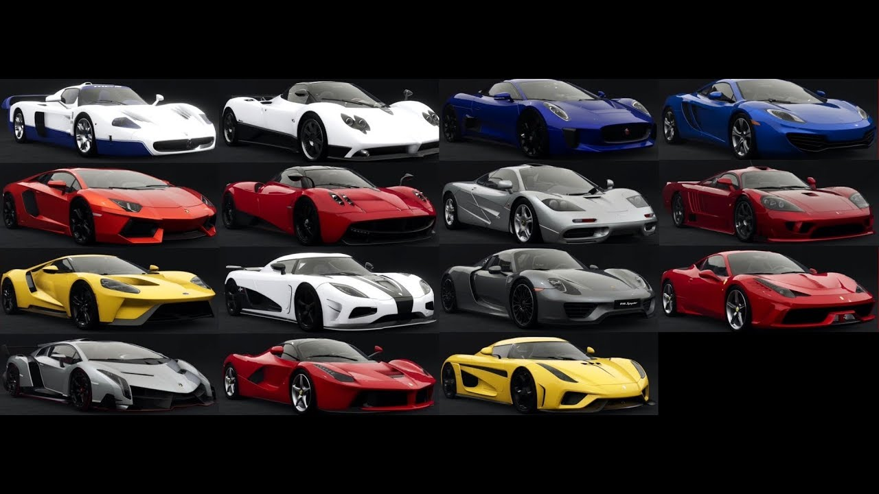 the crew 2 all 15 hypercars 605 hp 1500 hp first drive test youtube. Black Bedroom Furniture Sets. Home Design Ideas