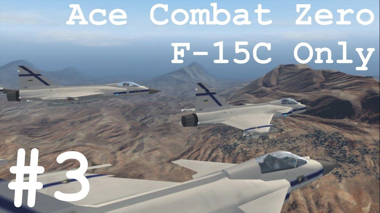 The Round Table Ace Combat.Ace Combat Zero Hd Mission 3 The Round Table Indigo Squadron