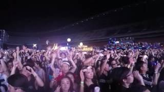 Avicii 마지막곡 Ultra Korea 2016
