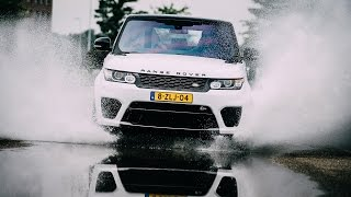 2015 range rover sport svr review   www hartvoorautos nl   english subtitled