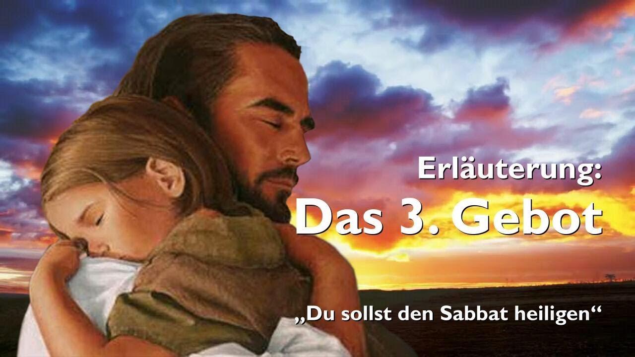 Du Sollst Den Sabbat Heiligen