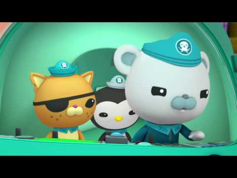 Octonauts And The Whale Shark - Full Episode