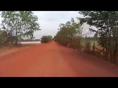 Banlung to Veun Sai Road - Sony HDR-AR15