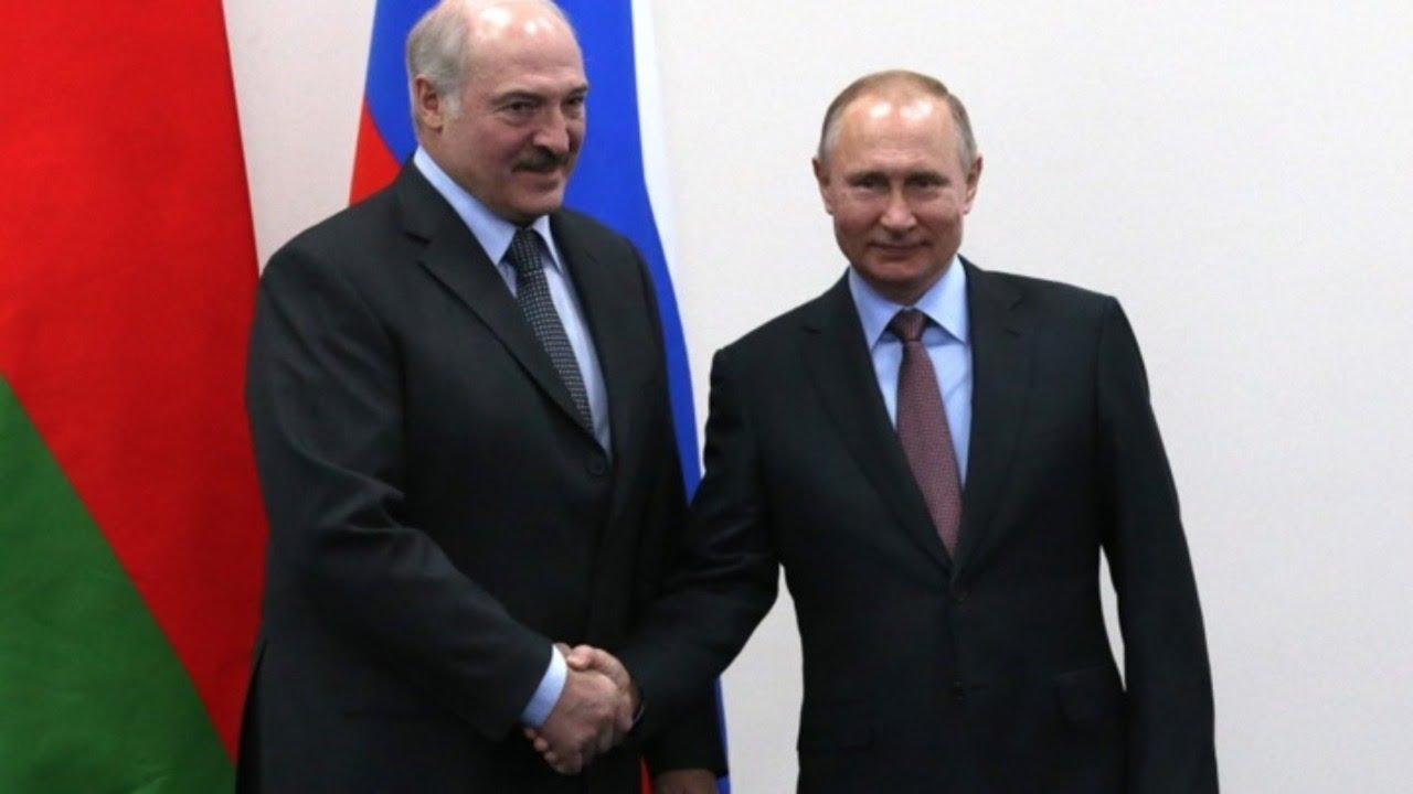 Переговоры Владимира Путина с Александром Лукашенко от 22.04.21