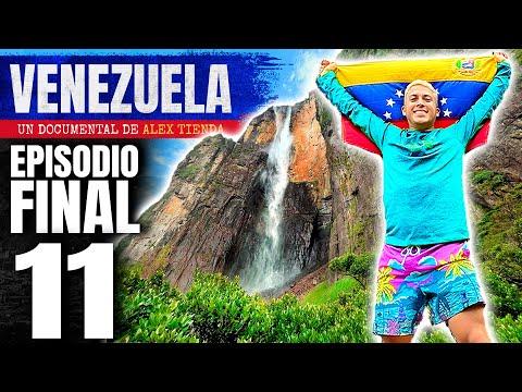 Subí a la cascada MÁS ALTA DEL PLANETA! 😱 Salto Ángel | Venezuela Ep. 11 🇻🇪 Alex Tienda 🌎