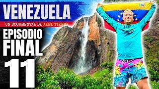 Subí a la cascada MÁS ALTA DEL PLANETA! 😱 Salto Ángel   Venezuela Ep. 11 🇻🇪 Alex Tienda 🌎