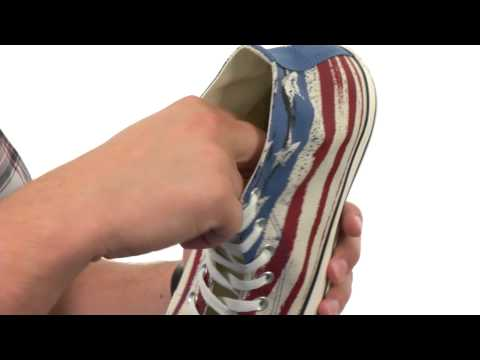Converse Chuck Taylor® All Star® Flag Print Hi SKU:8545087