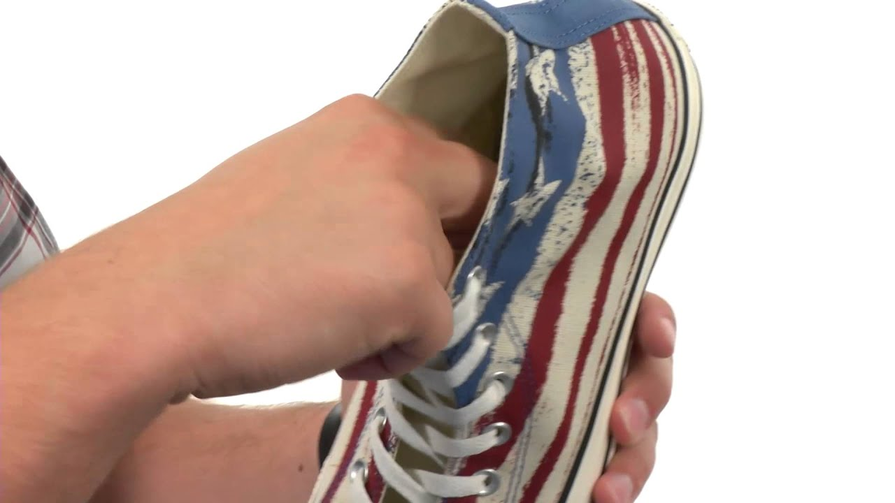 converse all star flag