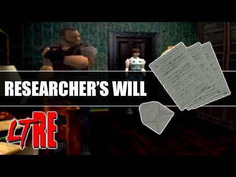 researcher's-will---resident-evil-1996