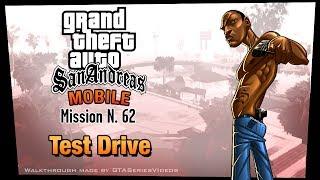 GTA San Andreas - iPad Walkthrough - Mission #62 - Test Drive (HD)