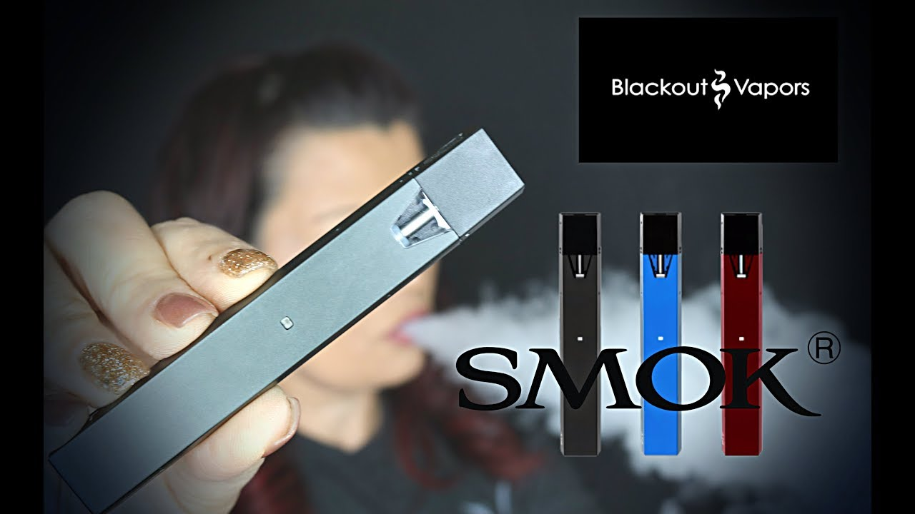 SMOK FIT Refillable Pod Starter Kit Review